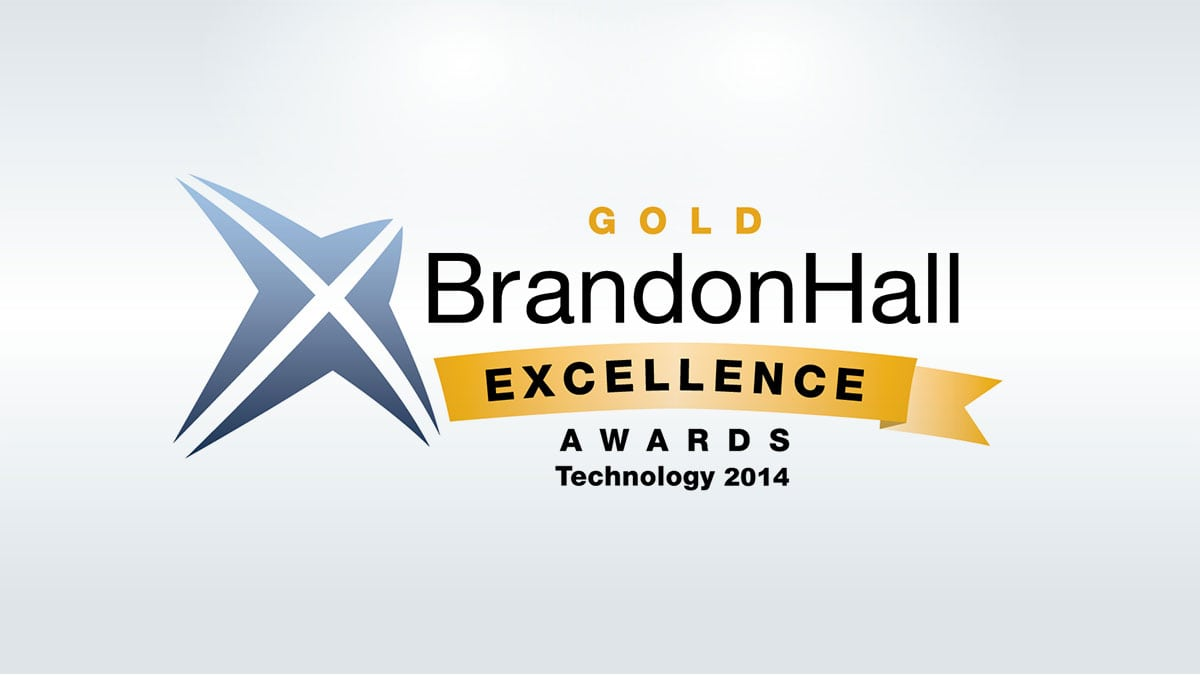 global etraining wins prestigious brandon hall group excellence gold