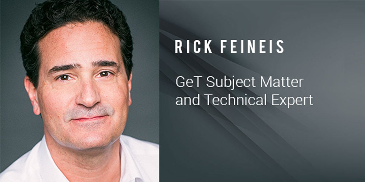 GeT Real Experts – Rick Feineis