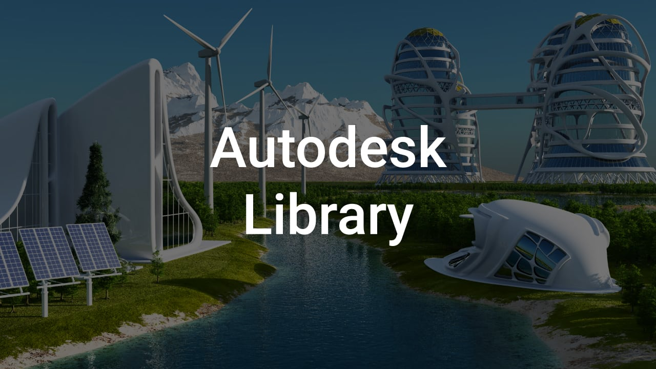 Autodesk Library