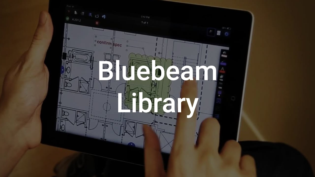 Bluebeam Library
