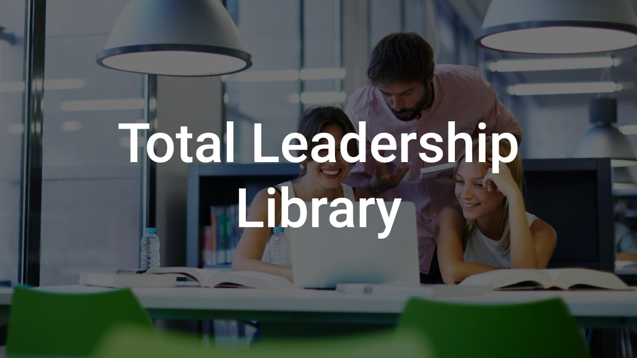 Total Leadership Library