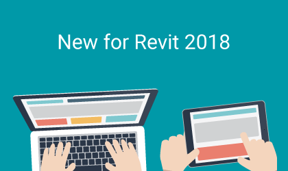New for Revit 2018