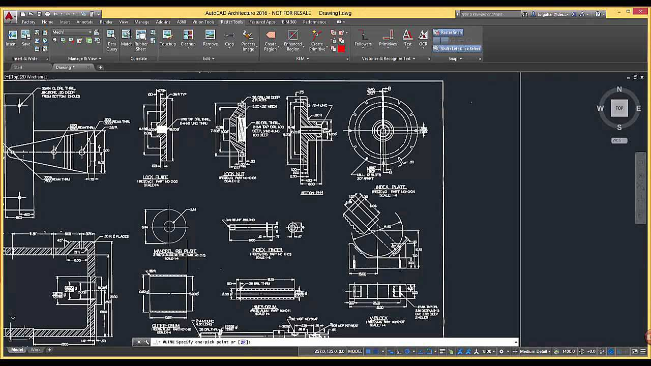 Buy AutoCAD Raster Design 2018 Cheap