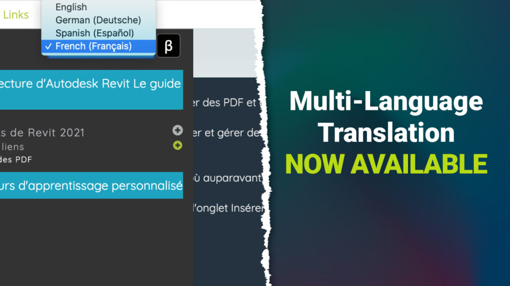 Multi-Language Translation Now Available with Global eTraining