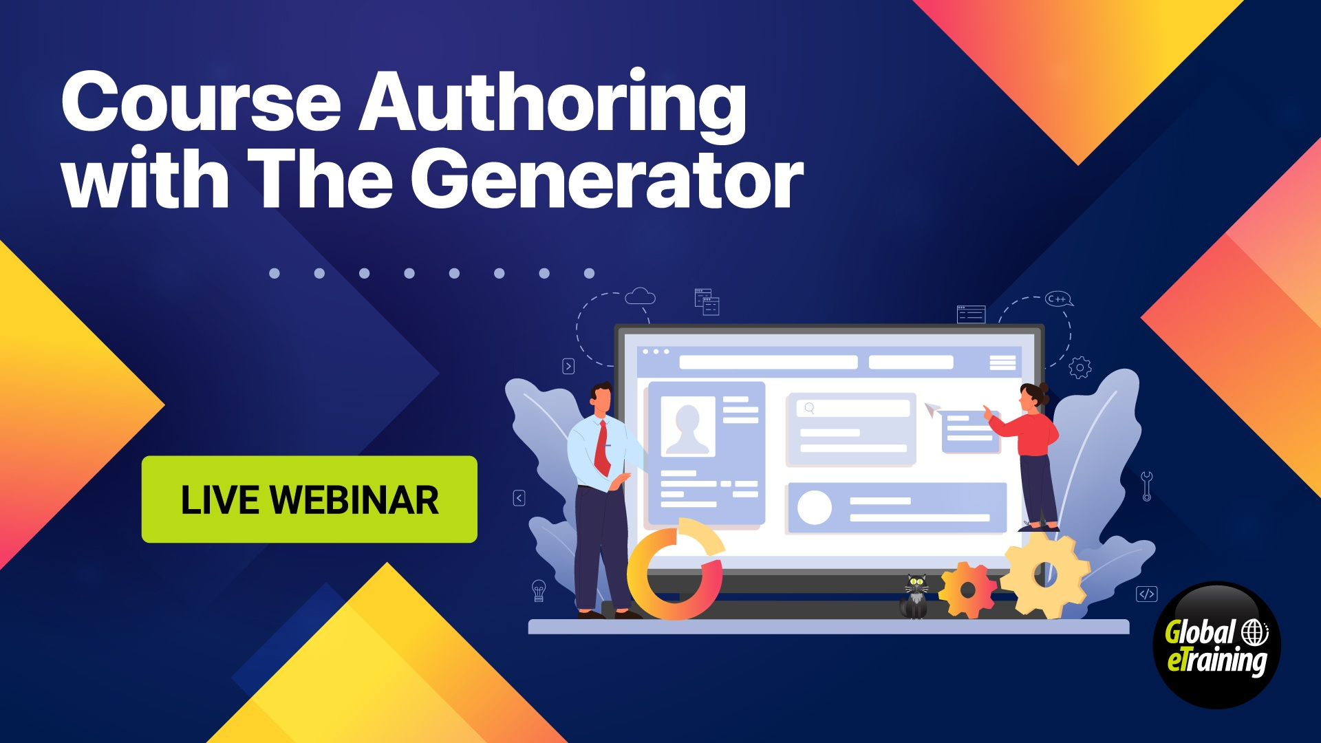 Course Authoring with The Generator