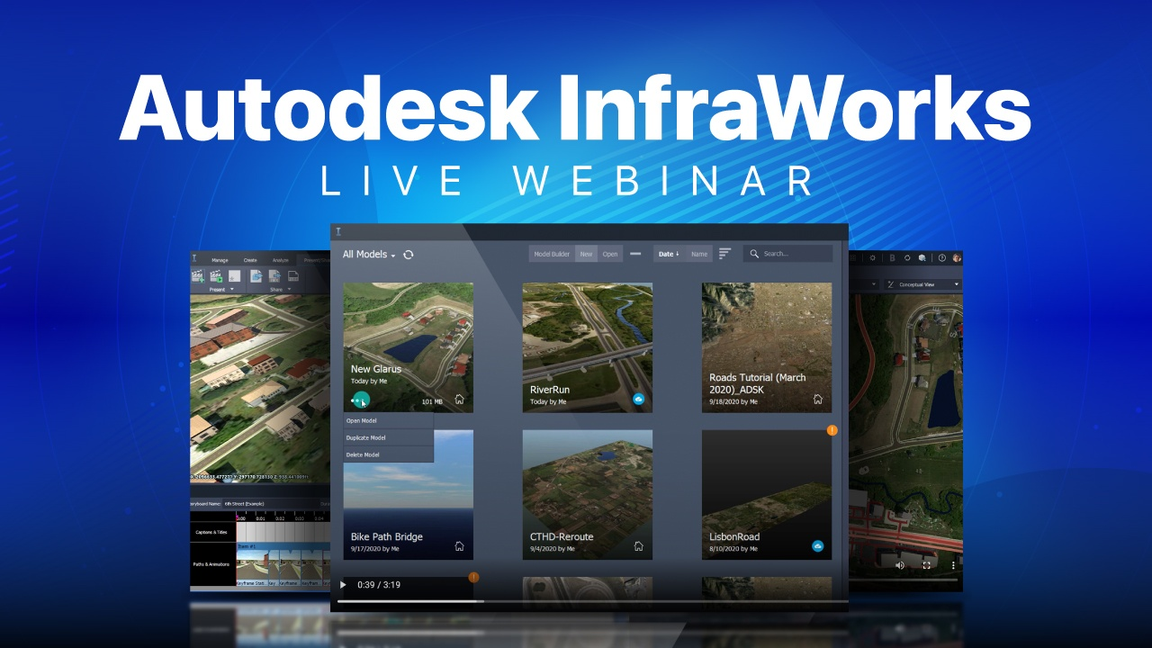 Autodesk InfraWorks: The Complete Guide